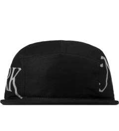 Mott Street Cycles Black New York 5-panel Cap Picutre