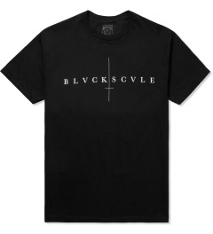 Black Scale Black Sinners Logotype T-Shirt Picutre