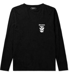 Grand Scheme Black 420 LS T-Shirt Picutre