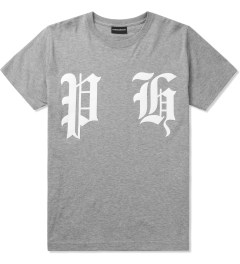 PHENOMENON Grey Wappen T-Shirt Picutre