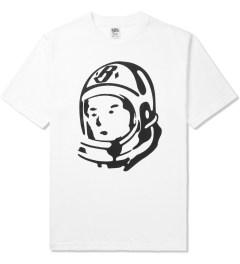 Billionaire Boys Club White S/S Classic Helmet T-Shirt Picutre