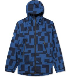 SATURDAYS Surf NYC Digi Ink Blue Ridge Jacket Picutre