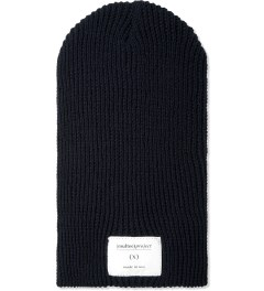 (multee)project True Navy 2-way Folded Beanie Picture