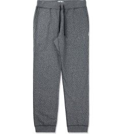 Reigning Champ Black/Natural RC-5036 Tiger Fleece Pull On Sweatpants Picture