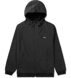 Grand Scheme Black Tech Fleece Jacket Picutre