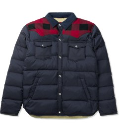 Penfield Navy Rockford Down Insulated Jacket Picture