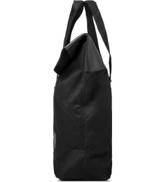 Carhartt WORK IN PROGRESS Twill Black Philips Tote Bag Model Picutre