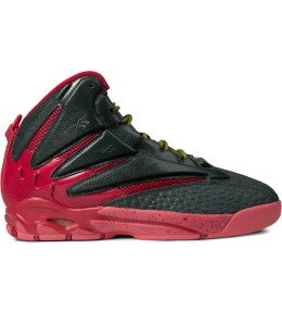 Reebok Green/Red The Blast - Freaks Of The Night Shoes Picture