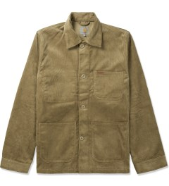 Carhartt WORK IN PROGRESS Bisque Rigid Fynn Jacket Picutre