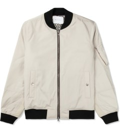 Liful Cream MA-1 Blouson Jacket Picture