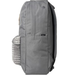Herschel Supply Co. Grey Cabin Heritage Backpack Model Picutre