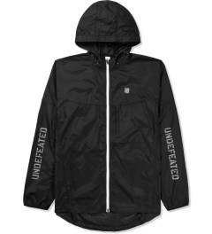 Undefeated Black Running Shell II Jacket Picture