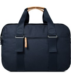 QWSTION Organic Navy Weekender Bag Picture