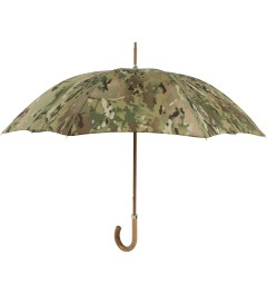 London Undercover Camo Multicam City Gent Umbrella Picture