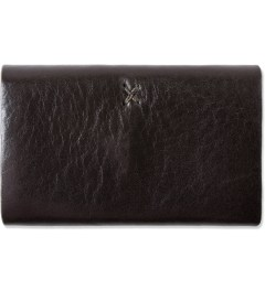 Hender Scheme Dark Brown One Piece Card Case Model Picture