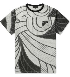 Black Scale Black Alvar Block T-Shirt Picutre