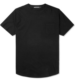 Midnight Studios Black Classic Pocket T-Shirt Picutre