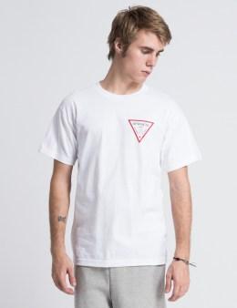 Odd Future White Triangle OFWGKTA T-Shirt Picture