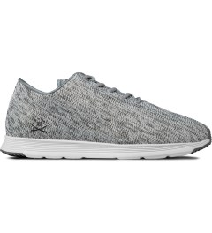 Ransom Ash Grey/White Field Lite Shoes Picutre