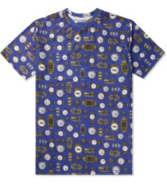 Odd Future Royal Blue High Tick Toke T-Shirt Picutre