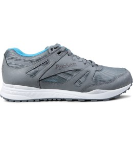 Reebok Grey/White/Blue Ventilator Reflective Shoes Picture