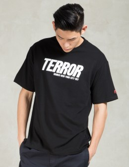 SSUR Black Terror T-Shirt Picture
