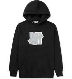 Undefeated Black Double 5 Strike Hoodie Picture