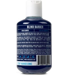 Blind Barber Grooming Facial Cleanser Model Picture