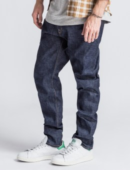 Head Porter Plus Indigo Skinny Denim Jeans Picture
