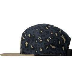 Carhartt WORK IN PROGRESS Marlin/Tan Leopard Starter Cap Model Picutre