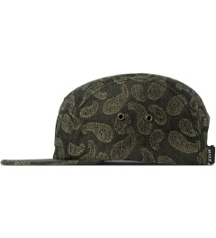 HUF Tobacco Paisley Volley Cap Model Picutre