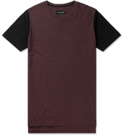 ZANEROBE Burgundy Flintlock T-Shirt Picture