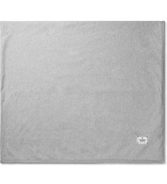 Reigning Champ Heather Grey RC-7016-1 Midweight Twill Fr. Terry Blanket Picture