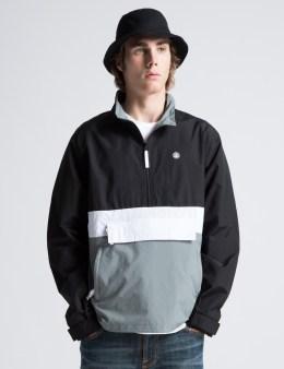 Stussy Black Popover Jacket Picture