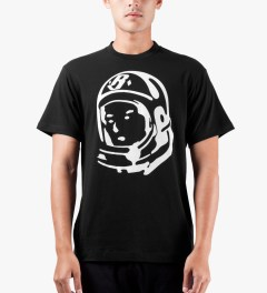 Billionaire Boys Club Black S/S Classic Helmet T-Shirt Model Picutre