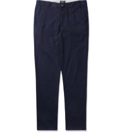 HUF Navy Fulton Chino Pants Picture