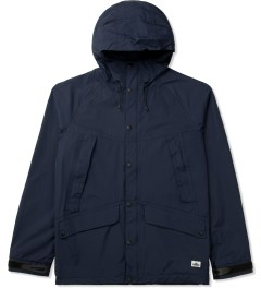 Penfield Navy Clarkdale Hooded Shell Jacket Picture
