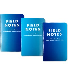 Field Notes Cold Horizon Limited Edition Model Picture