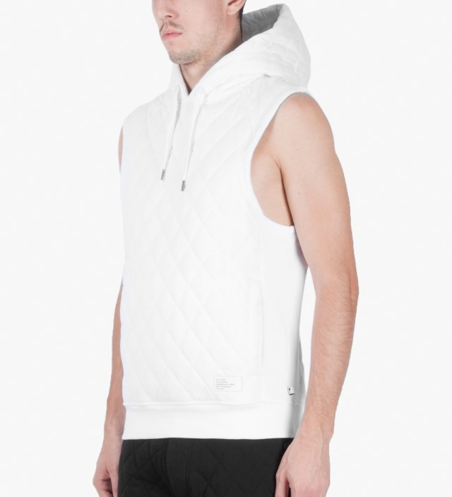 Bleach White Wild Child Hoodie