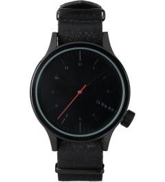 KOMONO Vintage Black Magnus Watch Picutre