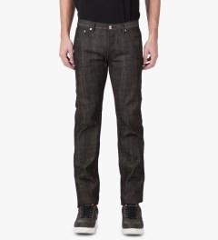 A.P.C. Black Petit Standard Jeans Model Picutre