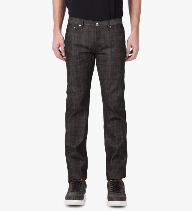 Black Petit Standard Jeans