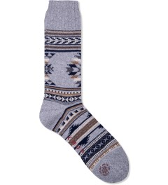 CHUP Grey Blaize Socks Picture