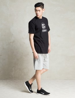 Stussy Black Cities Link T-Shirt Picture