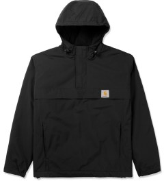 Carhartt WORK IN PROGRESS Black Nimbus Pullover Jacket Picutre