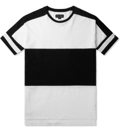 ZANEROBE White Line Back T-Shirt Picture