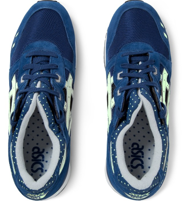 Estate Blue Asics Gel Lyte III Sneakers