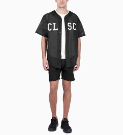 CLSC Black Varsity Jersey Model Picture