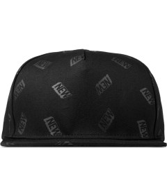 Stampd Black NEW Print Hat Picutre