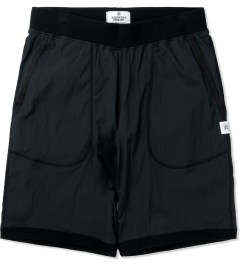 Reigning Champ Black RC-5038 Pull On Shorts Picutre
